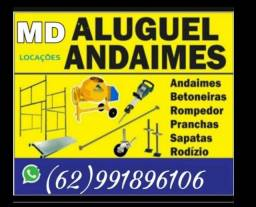 MD aluguel