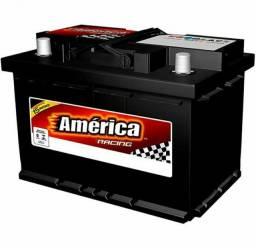 Bateria America 70ah - 70 amperes - 15 meses de garantia