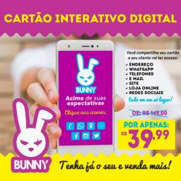 Cartão de Visita Digital - Fast 48h
