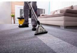 Limpeza de Carpete