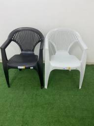 cadeira poltrona avulsa de plastico