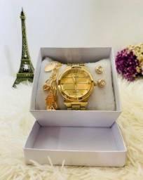 Kit relógio Feminino ?