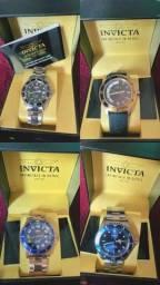 Relógios invicta (original EUA)