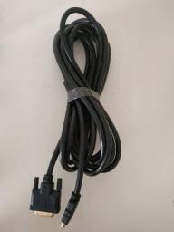 Cabos de vídeo para PC / TV Hdmi Dvi DP DisplayPort