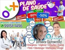 Plano saúde < Sem Adesão > Bradesco < Descontos Exclusivos > Carência Reduzida