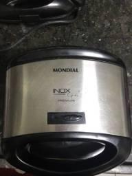 Vendo mondial inox grill premiun