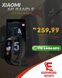 SmartWatch Xiaomi Mi Band 5 (Versão Global) ?????