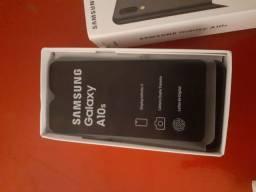 Samsung Galaxy  A10s - Apenas 1 mês de uso