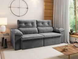 Sofa retratil reclinavel carioca 2,00 OKM718