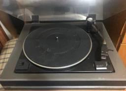 Aparelho de som CCE sr 130 com duas caixas de som