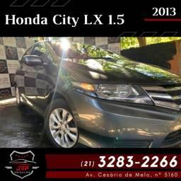 Honda city Lx 1.5 completo c/gnv impecável valor do anúncio + entrada