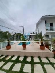 Apartamento Duplex com 2 dormitórios à venda, 80 m² por R$ 270.000 - Coroa Vermelha - Sant