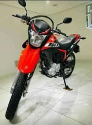 MOTO HONDA NXR