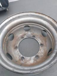Roda 17 5 acello seminova original barato