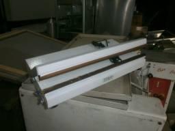 seladora industrial de mesa 40cm - nova