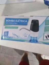 Bomba elétrica prá galão de água
