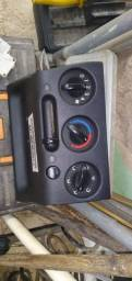 Controle do ar condicionado fiesta