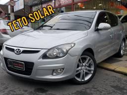 Hyundai i30 2.0 2011 top de linha, com teto solar