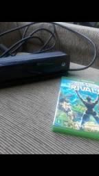Kinect do Xbox one + jogo de esportes