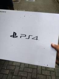 Caixa PS4