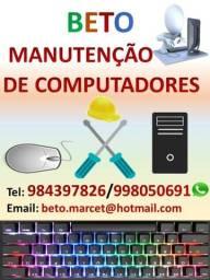 Promoção - Manutenção de computadores