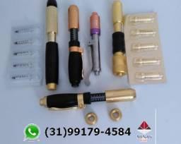 Caneta pressurizada Hyaluron Pen Hialuro Pen - Varios Modelos - Ja no Brasil