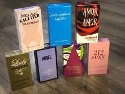 Kit 10 Perfumes Importados a Sua Escolha Para Revenda Preço de Atacado
