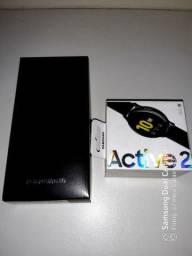 Samsung galaxz note 20 ultra + Relógio active 2 Samsung