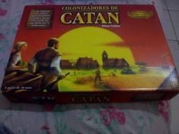 Jogo Tabuleiro Colonizadores de Catan
