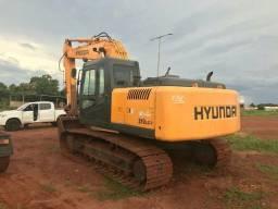 Vendo Hyundai 210LC-7
