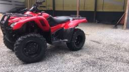 Quadriciclo Fourtrax 450 4x4