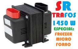 Transformador de 127 para 220v e vice versa serve para todo brasil