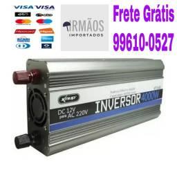Inversor De Frequencia Para Energia 4000w 12v 220v