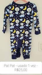 Pijama bebê