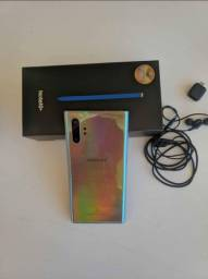 Galaxy Note 10 plus 256 ( troco por iPhone acima do XR)