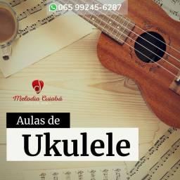 Aulas de Ukulele - 1x na Semana | Presenciais
