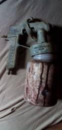 Pistola de compressor