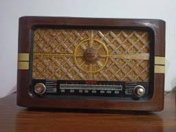Rádio Antigo todo Restaurado SEMP AC-142