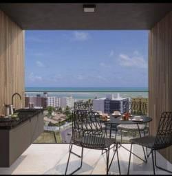 Apartamento com 2 dormitórios à venda, 51 m² por R$ 330.000,00 - Jardim Oceania - João Pes