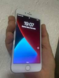 Vendo iPhone 7 de 128 GB semi novo tudo ok