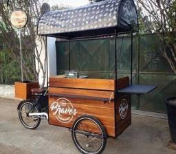 Combo: Monte seu negócio / bike food e freezer