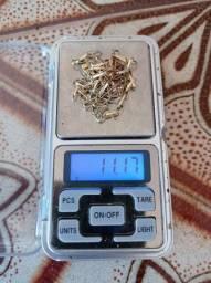 Corrente de ouro maciça