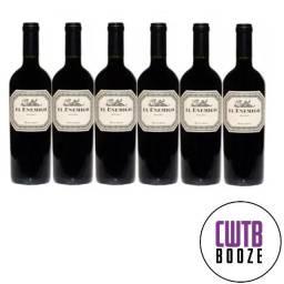 Caixa - Vinho Argentino El Enemigo Malbec - Safra 2017