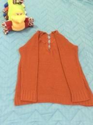 Casaquinha de lã