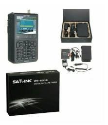 Satlink WS 6906 localizador