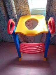 acento redutor para vaso sanitário de escada