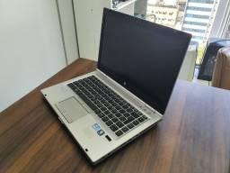 Notebook Hp Elitebook 8460p core i5 320GB HD 6GB ram até 12x