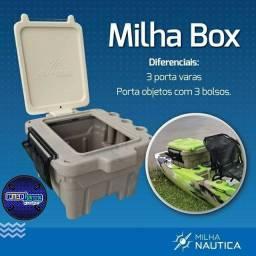 BoxMilha - Caixa Milha Náutica