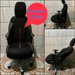 Cadeira gamer com o DNA da qualidade ! King cadeiras Gamer