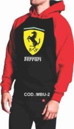 Moletom Ferrari
